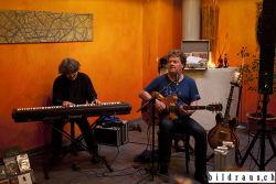 Netzer & Scheytt (DE) spielen anlŠsslich des Bluesfestival 2016 im Bouillon in Baden. Ignaz Netzer (voc, guitar, harp), Thomas Scheytt (piano). © bildraus.ch, Rolf Jenni, Fotograf, Industriepark Asp, Joosaeckerstrasse 12, 8957 Spreitenbach. Handy: 079-715 65 50  E-Mail: info@bildraus.ch  Web: www.bildraus.ch